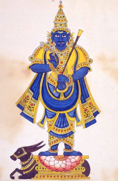 Yama, the Hindu lord of death
