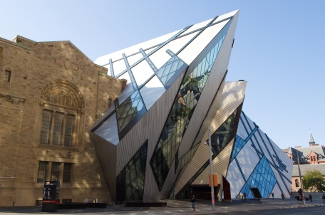 Toronto's Royal Ontario Museum