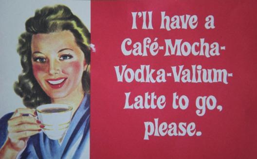funny latte