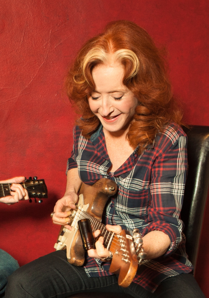Bonnie Raitt is something to talk about – The spaced-out ...